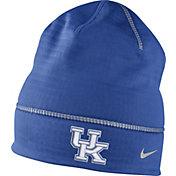 Nike Men's Kentucky Wildcats Blue Champ Drive Fleece Beanie