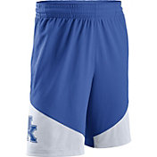 Nike Men's Kentucky Wildcats Blue/White New Classics ELITE Basketball Shorts