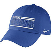 Nike Men's Kentucky Wildcats Blue Heritage86 Adjustable Hat