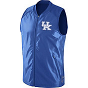 Nike Men's Kentucky Wildcats Blue Hyperelite 2.0 Basketball Game Vest