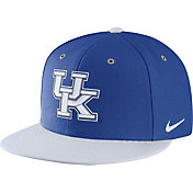Nike Men's Kentucky Wildcats Blue True Adjustable Performance Hat