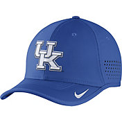 Nike Men's Kentucky Wildcats Blue Vapor Sideline Coaches Hat