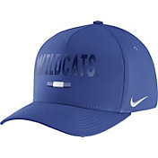 Nike Men's Kentucky Wildcats Blue Seasonal Swoosh Flex Classic99 Hat