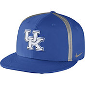 Nike Men's Kentucky Wildcats Blue Champ Drive True Snapback Hat