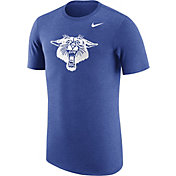 Nike Men's Kentucky Wildcats Heathered Blue Vault Tri-Blend T-Shirt