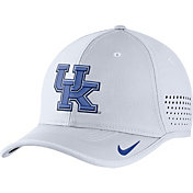 Nike Men's Kentucky Wildcats White Vapor Sideline Coaches Hat