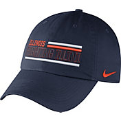 Nike Men's Illinois Fighting Illini Blue Heritage86 Adjustable Hat