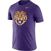 Nike Men's LSU Tigers Purple Ignite T-Shirt