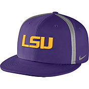 Nike Men's LSU Tigers Purple Champ Drive True Snapback Hat