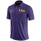Nike Men's LSU Tigers Purple Early Season Football Polo