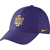 Nike Men's LSU Tigers Purple Vault Dri-FIT Swoosh Flex Hat