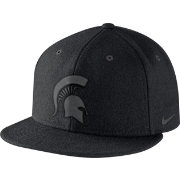 Nike Men's Michigan State Spartans New Day Black True Snapback Hat