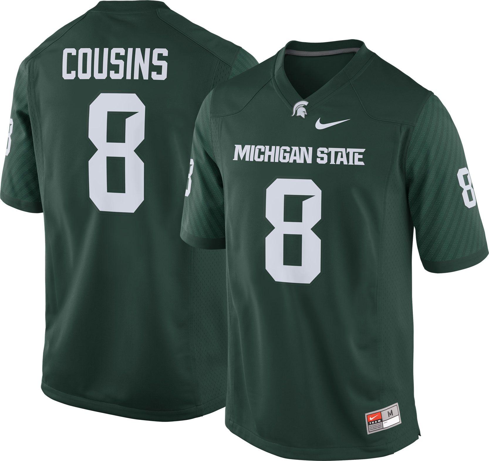 kirk cousins jersey