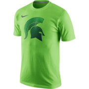 Nike Men's Michigan State Spartans Mean Green Disruption T-Shirt
