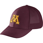 Nike Men's Minnesota Golden Gophers Maroon Legacy91 Flex Mesh Back Hat