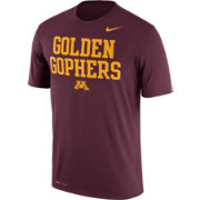 Nike Men's Minnesota Golden Gophers Maroon Authentic Local Legend T-Shirt