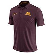 Nike Men's Minnesota Golden Gophers Maroon Early Season Football Polo