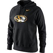 Nike Men's Missouri Tigers Black Classic Logo Hoodie