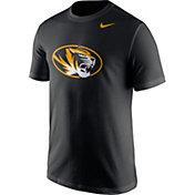 Nike Men's Missouri Tigers Black Logo T-Shirt