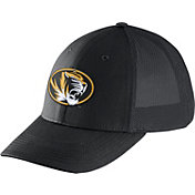 Nike Men's Missouri Tigers Legacy91 Black Flex Mesh Back Hat