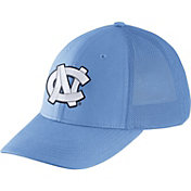 Nike Men's North Carolina Tar Heels Carolina Blue Legacy91 Flex Mesh Back Hat