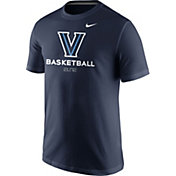 Nike Men's Villanova Wildcats Blue University ELITE Basketball T-Shirt