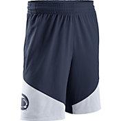 Nike Men's Penn State Nittany Lions Blue/White New Classics Basketball Shorts