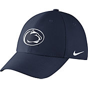 Nike Men's Penn State Nittany Lions Blue Dri-FIT Wool Swoosh Flex Hat
