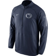 Nike Men's Penn State Nittany Lions Blue Championship Drive Hybrid Football Performance Jacket