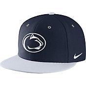 Nike Men's Penn State Nittany Lions Blue True Adjustable Performance Hat