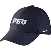 Nike Men's Penn State Nittany Lions Blue Vault Dri-FIT Swoosh Flex Hat