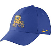 Nike Men's Pitt Panthers Retro Blue Vault Dri-FIT Swoosh Flex Hat