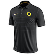 Nike Men's Oregon Ducks Black Early Season Football Polo