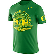 Nike Men's Oregon Ducks Apple Green Enzyme Washed College Campus Elements T-Shirt