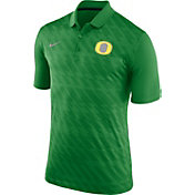Nike Men's Oregon Ducks Apple Green Dry Stadium Polo