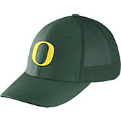 Nike Men's Oregon Ducks Green Legacy91 Flex Mesh Back Hat