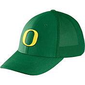 Nike Men's Oregon Ducks Apple Green Legacy91 Flex Mesh Back Hat