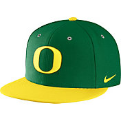 Nike Men's Oregon Ducks Apple Green True Adjustable Performance Hat