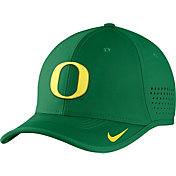 Nike Men's Oregon Ducks Apple Green Vapor Sideline Coaches Hat