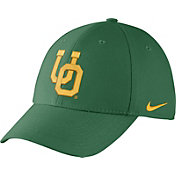 Nike Men's Oregon Ducks Green Vault Dri-FIT Swoosh Flex Hat