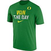 Nike Men's Oregon Ducks Apple Green Ignite Verbiage Legend T-Shirt