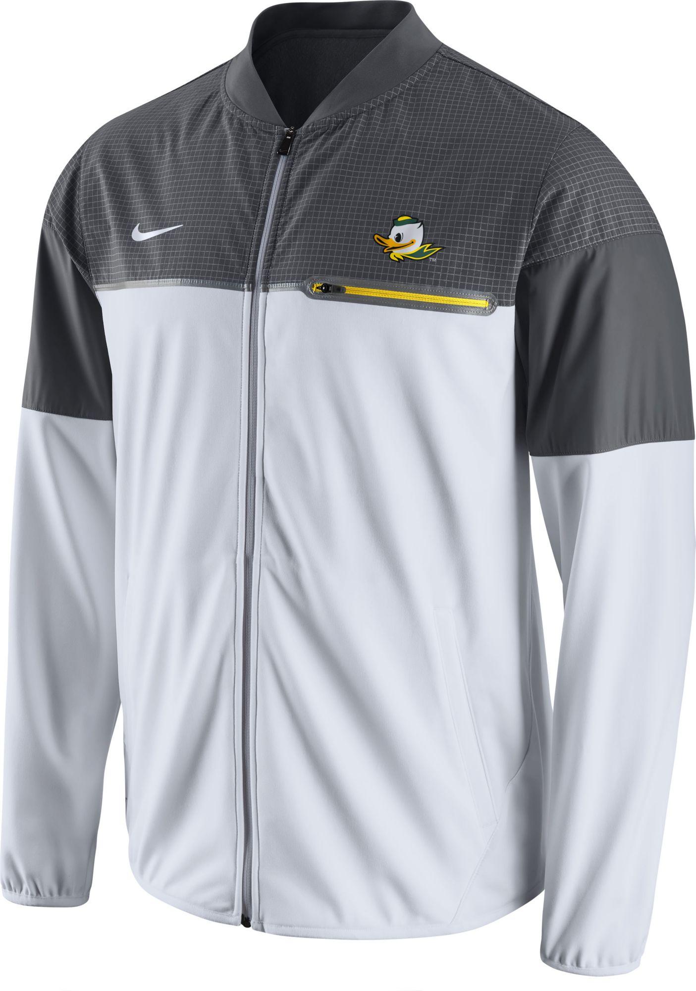 Nike jacket grey and white - Noimagefound