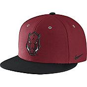 Nike Men's Arkansas Razorbacks Cardinal True Adjustable Performance Hat
