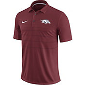 Nike Men's Arkansas Razorbacks Cardinal Early Season Football Polo