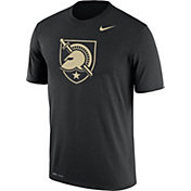Nike Men's Army West Point Black Knights Army Black Logo Dry Legend T-Shirt