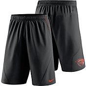 Nike Men's Oregon State Beavers Black Fly XL 5.0 Football Sideline Shorts