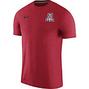 Nike Men's Arizona Wildcats Cardinal Coach Football T-Shirt