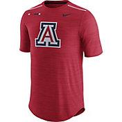 Nike Men's Arizona Wildcats Cardinal Football Player T-Shirt