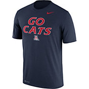 Nike Men's Arizona Wildcats Navy 'Go Cats' Authentic Local Legend T-Shirt