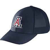 Nike Men's Arizona Wildcats Navy Legacy91 Flex Mesh Back Hat